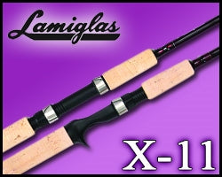 Lamiglas X-11 Great Lakes Series