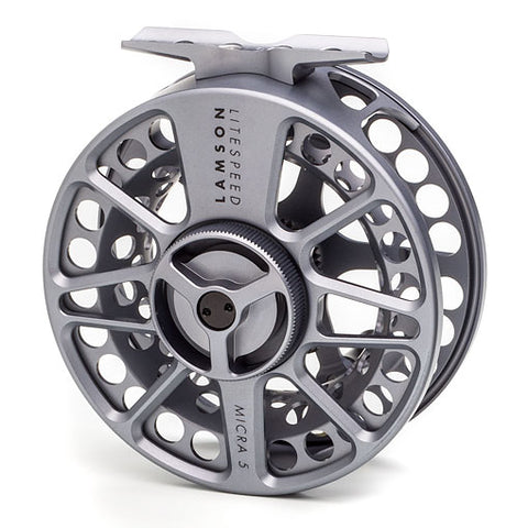 Lamson LITESPEED MICRA 5 FLY FISHING REEL