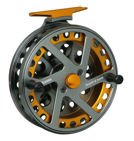 Okuma Raw-II Float Reel