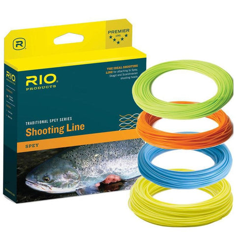 Rio Powerflex Max Shooting Line - Spey
