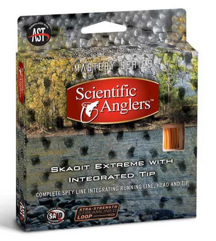 Scientific Anglers Skagit Extreme with Integrated Tip