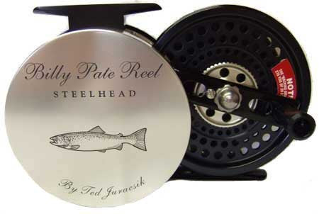 Billy Pate Anti-Reverse Steelhead Fly Reel