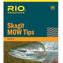 Rio Medium Skagit MOW Tips