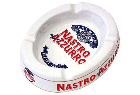 Nastro Azzurro Ashtray BZR00007