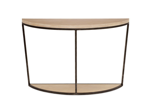 Blair Half Round Console Table CST00001