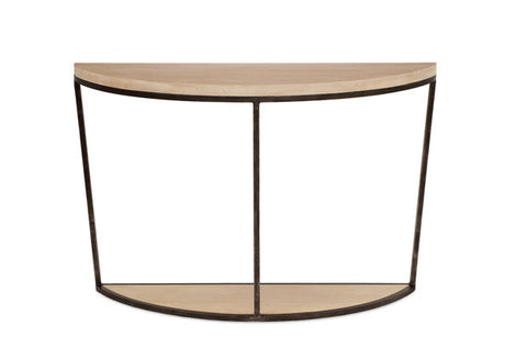 Blair Half Round Console Table