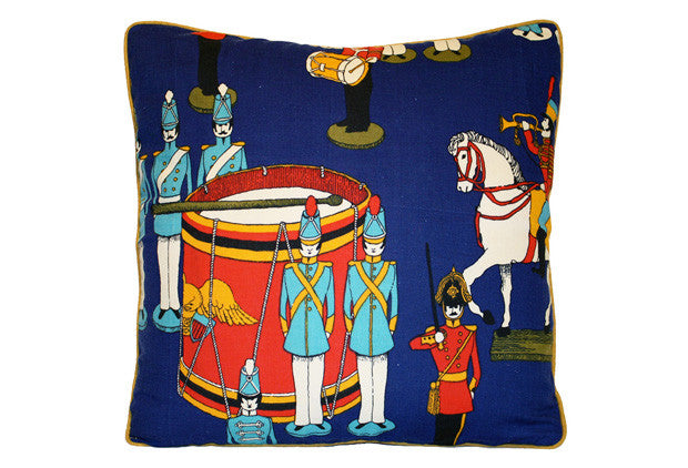 Toy Soldiers Theme Pillow VPL00465