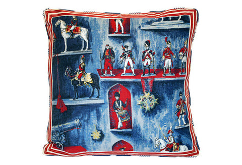 Toy Soldiers Theme Pillow VPL00464