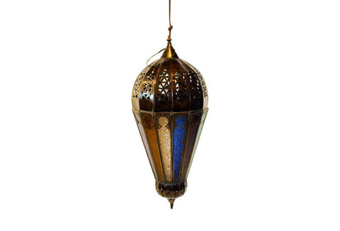 "Vintage Moroccan ""Balloon"" Light LTG00008"