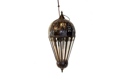 "Vintage Moroccan ""Balloon"" Light LTG00009"