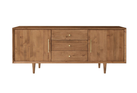 London 3 Drawer Entertainment Console CSL00003