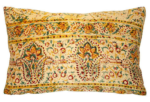 Indian Gauze Cloth Pillow VPL00342