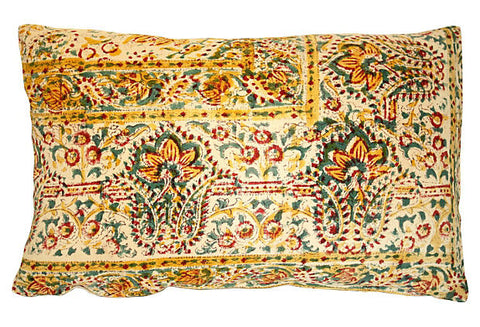 Indian Gauze Cloth Pillow VPL00343