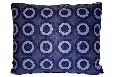 Raoul Circle Motif Pillow VPL00406