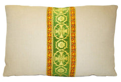 Vestment Ribbon Pillow VPL00065