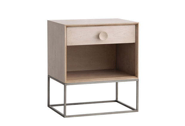 Spencer 1 Drawer Nightstand NSD00012