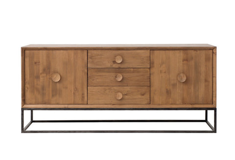 Spencer 3 Drawer Entertainment Console CSL00005