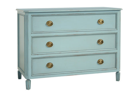 Swedish 3 Drawer Dresser DSR00018
