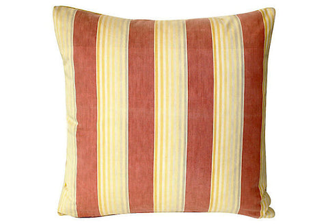 French Ticking Pillow VPL00055