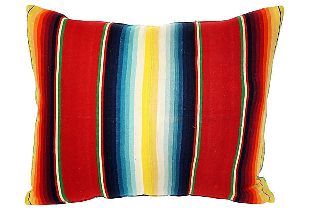 Serape Pillow VPL00217