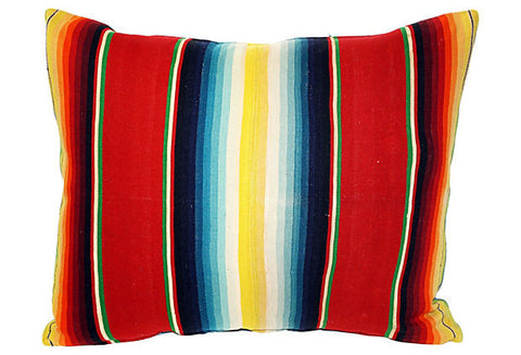 Serape Pillow VPL00009