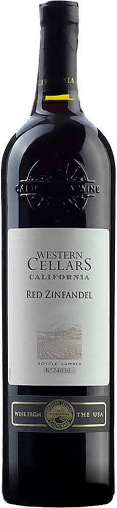 Western Cellars Zinfadel Red - 750 ML