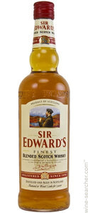 Sir Wdward's Scotch Whisky - 750 ML