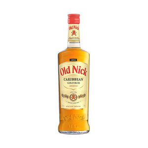 Old Nick caribbean Gold Rum - 700 ML