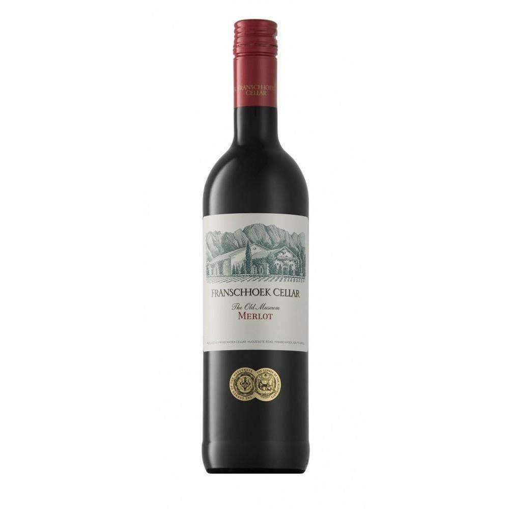 Franschhoek Cellar Merlot - 750 ML