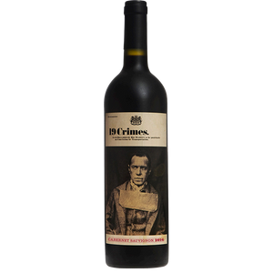 19 Crimes Cabernet Sauvignon - 750 ML