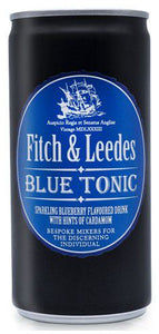 Fitch & Leedes Blue Tonic - 200 ML Can