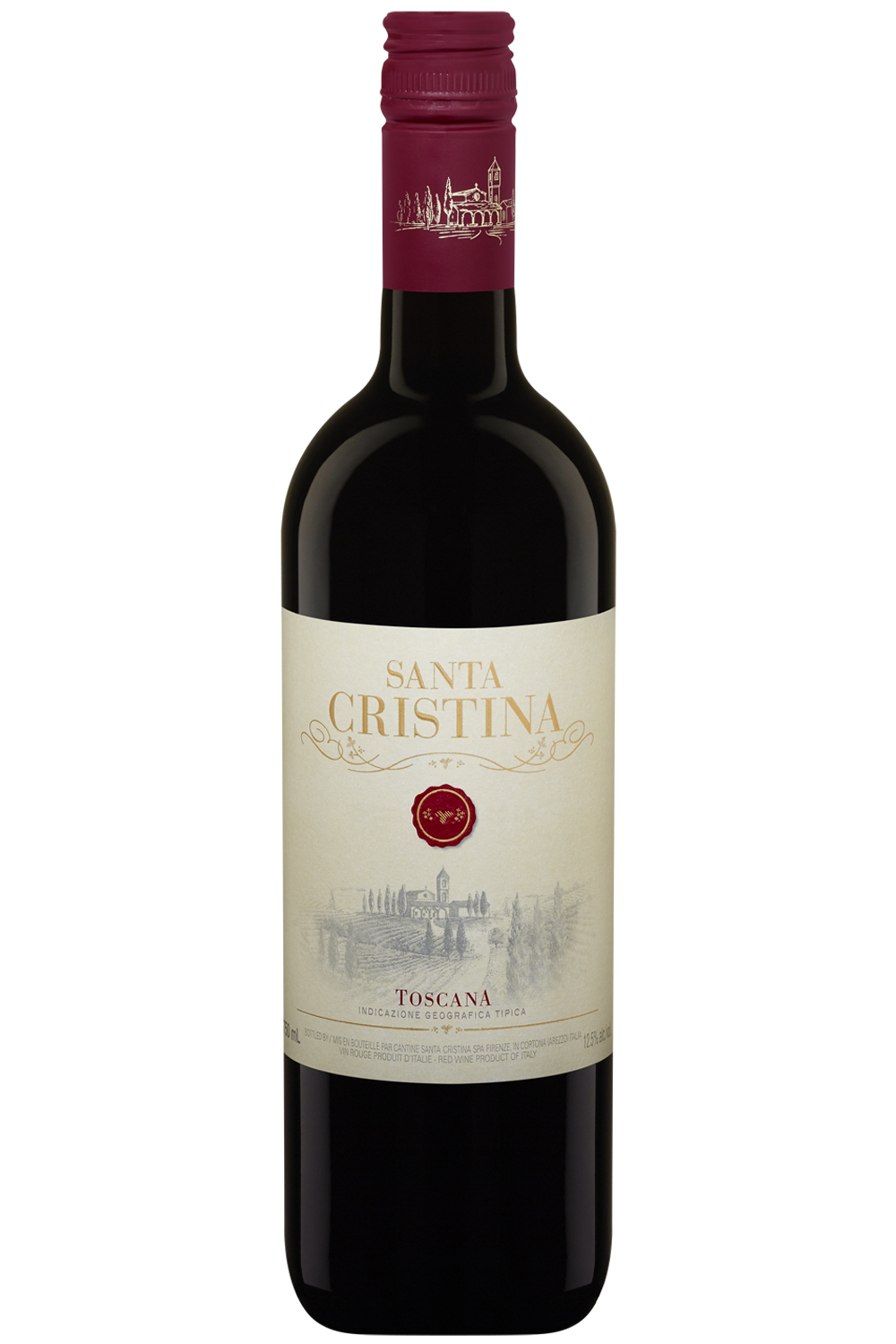 Santa Christina Toscana Red - 750 ML