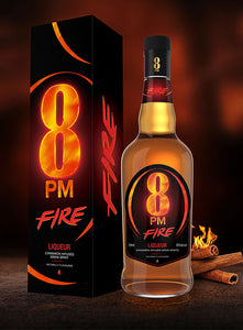 8pm Blended Whisky (Fire) - 750 ML