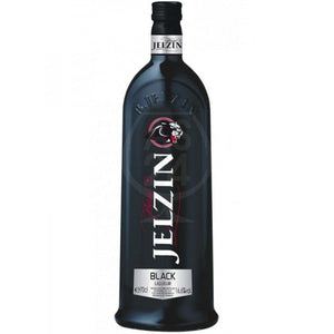 Jelzin Vodka Black Liqueur - 700  ML