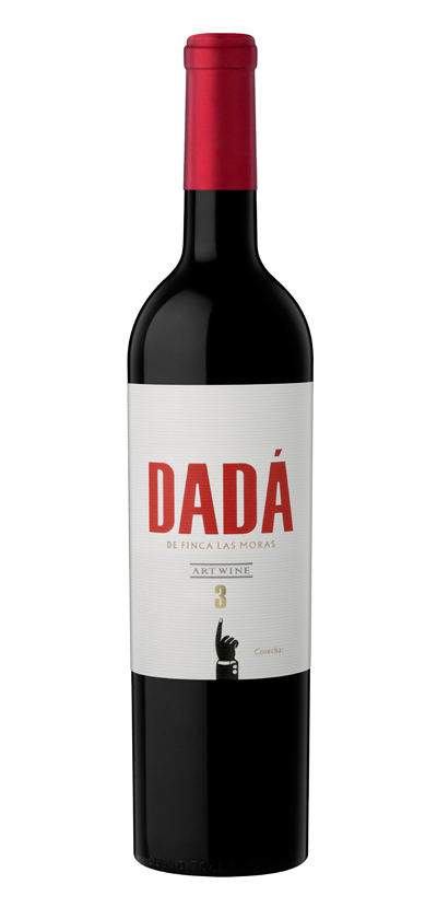 'Dadá Art 3' Carbarnet-Syrah - 750 ML