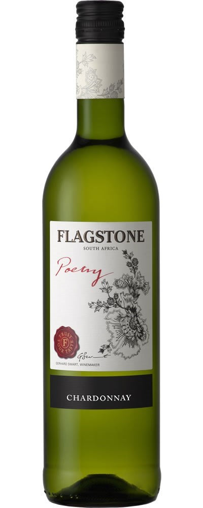 Flagstone Poetry Chardonnay - 750 ML