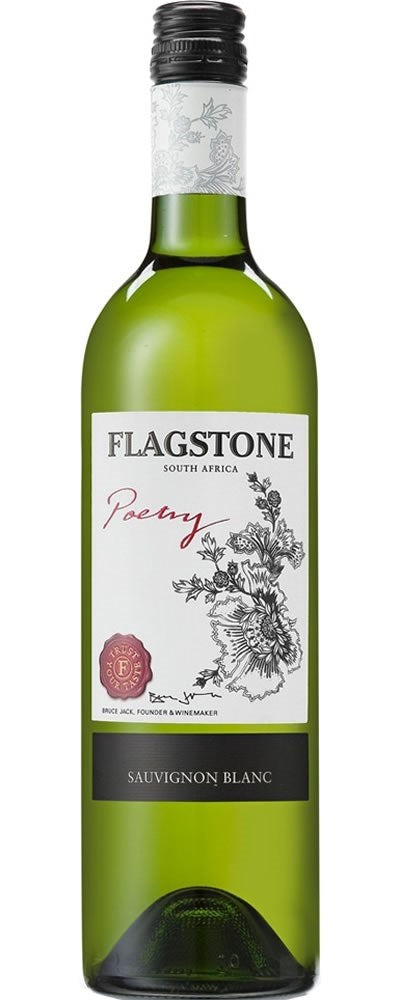 Flagstone Poetry Sauvignon Blanc - 750 ML
