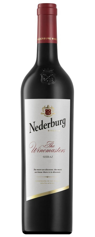 Nederburg Shiraz - 750 ML