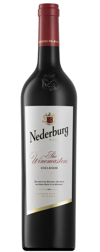 Nederburg Edelrood Cabernet/Merlot - 750 ML