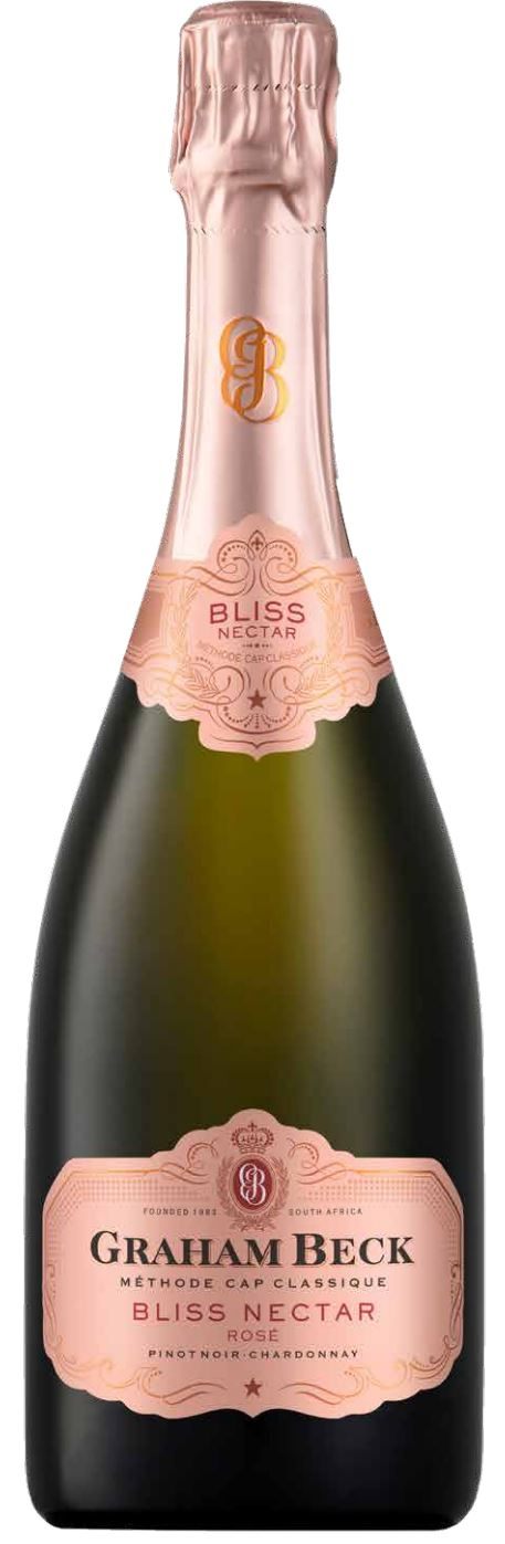 Graham Beck Bliss Nectar Rose - 750 ML