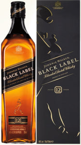 Johnnie Walker Black Label - 1000 ML