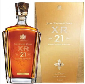 Johnnie Walker XR 21 YO - Blended 750 ML
