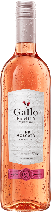 Gallo Family Vineyard Pink Muscato Rose - 750 ML