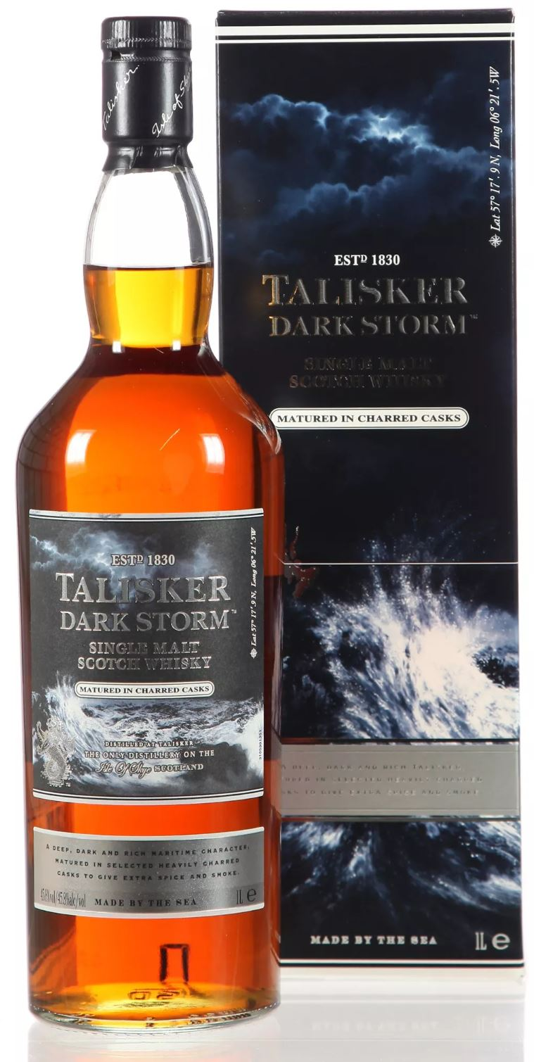 Talisker Dark Storm - 1000 ML
