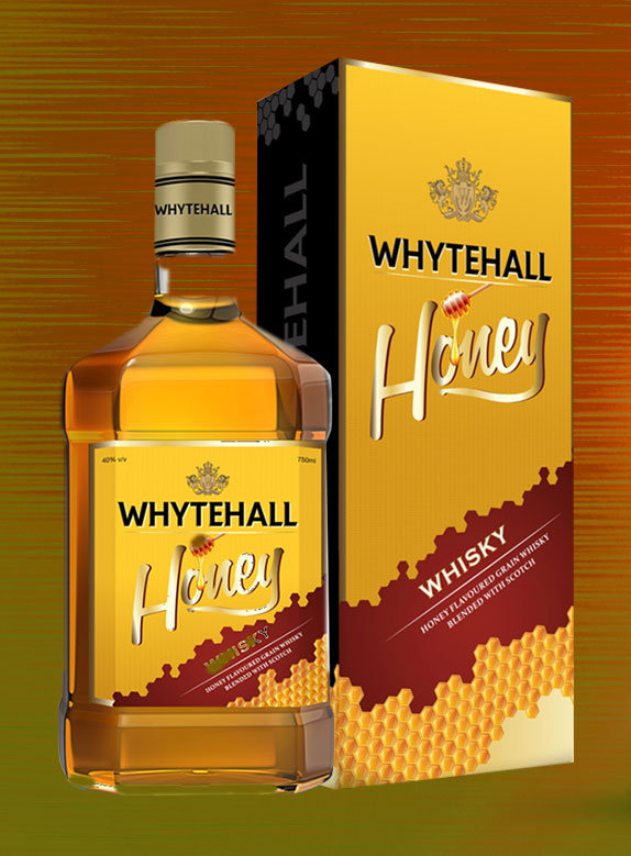 Royal Whytehall Honey - 1000 ML