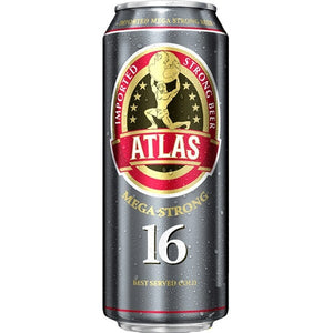 Atlas 16% - 500 ML *24 Can