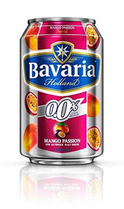 Bavaria 0.0 % Mango Passion - 500 ML *24 Can