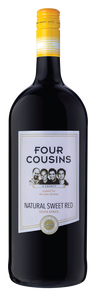 Four Cousins Natural Sweet Red - 5000 ML