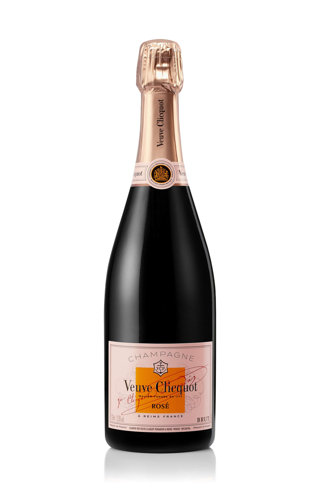 Veuve Clicquot Rose Naked - 750 ML