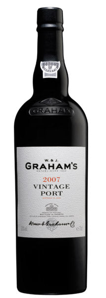 Graham's Vintage Port 2007 - 750 ML